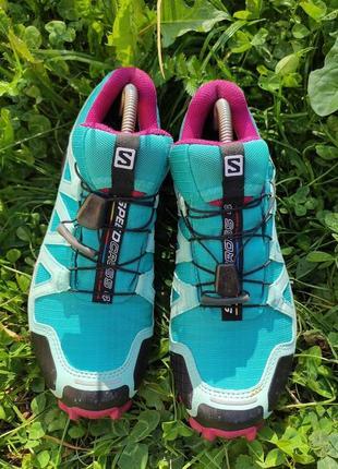 Кроссовки salomon speedcross 4 goretex w ceramic 394667