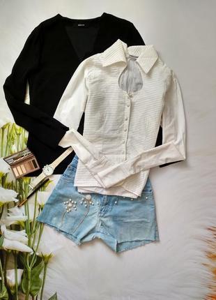 Рубашка блуза блузка