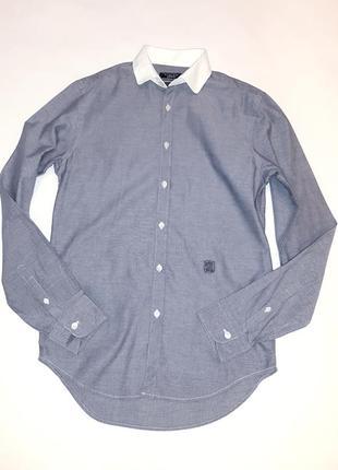 Zara стильная мужская рубашка