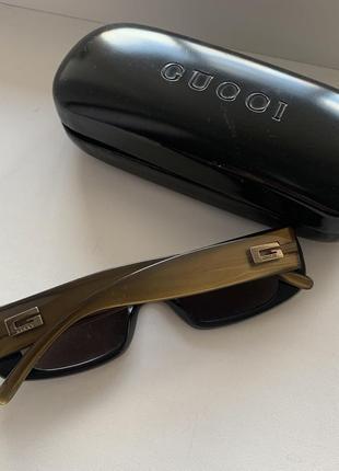 Сонячні окуляри gucci з початку 00-х
