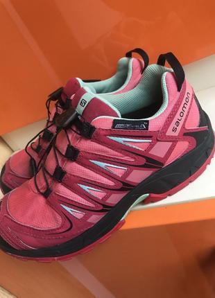 Salomon xa pro 3d cswp 379111 трекинговые кросовки ботинки