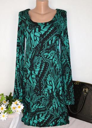 Нарядное короткое мини платье dorothy perkins румыния принт бабочки этикетка