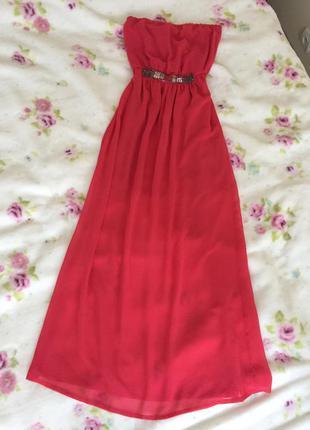 Супер легкое платье zara