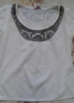 Блузочка из батиста