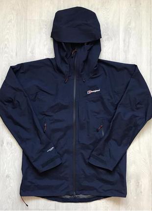 Курточка -ветровка berghaus размер l оригинал