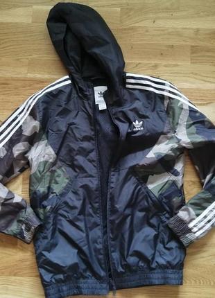 Ветровка куртка кофта adidas оригинал
