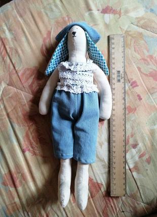 Кукла. кролик тильда