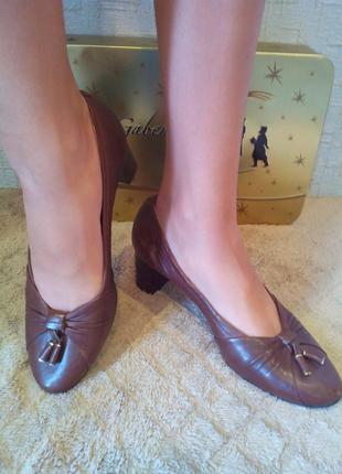 Кожаные туфли strafford venezia