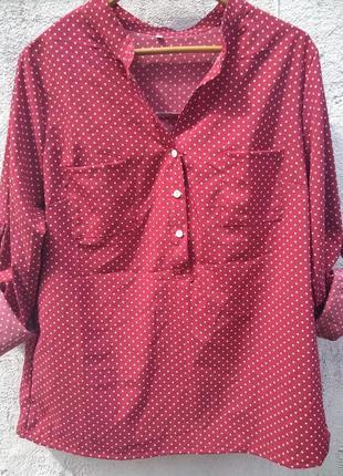 Яркая и стильная блузка, туника из германии