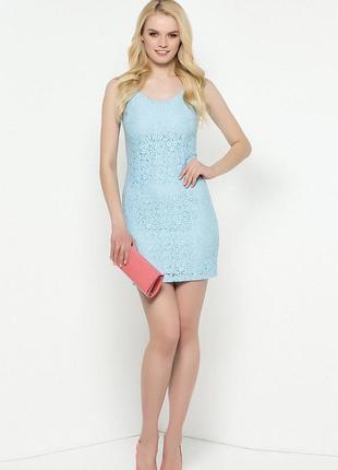Кружнвнре летнее платье от кира пластинина