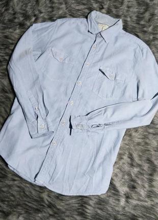 Мужская джинсовая рубашка jasper conran