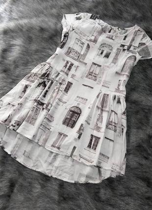 Легкое платье из натуральной вискозы next