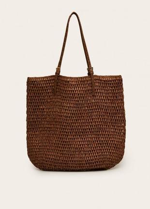Плетённая сумка women'secret