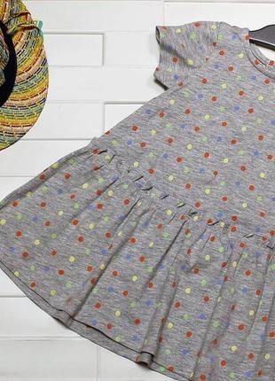 Платье mothercare 6-9 месяцев