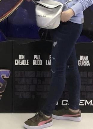 Puma кроссовки женские 39р.7 фото