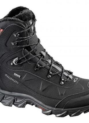 Ботинки зимние salomon gore-tex 108660