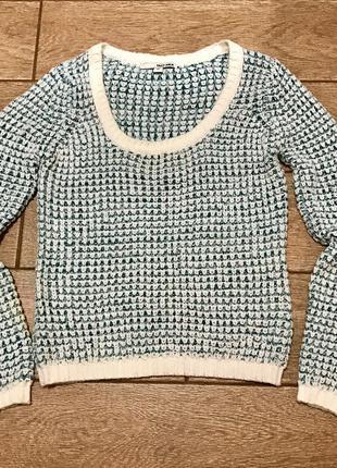 Укороченный свитер от tally weijl