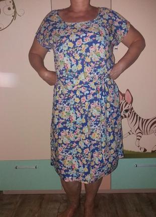 Скидки платье размер 52-54