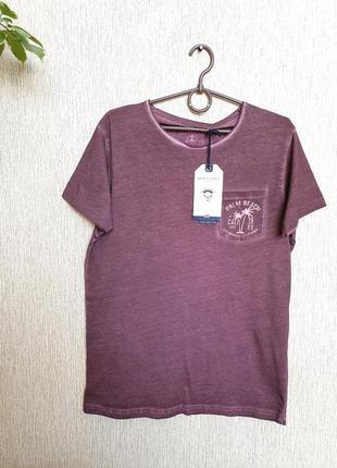 Качественная, стильная футболка от brave soul london