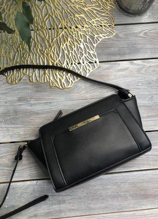 Anna field удобная сумочка, кросс-боди на длинном ремешке