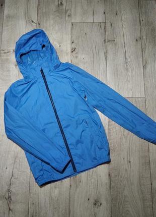 Дождевик, куртка дождевик на мальчика, непромокайка tchibo, германия, р.146-152