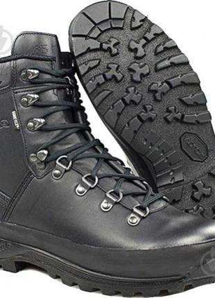 Ботинки lowa mountain gtx black
