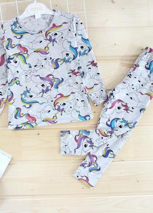 Пижама единорог