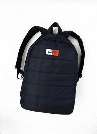 Новый классный качественный городской, спортивный рюкзак tommy / сумка