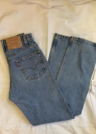 Оригинальные джинсы levi's, levi's