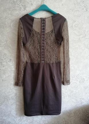 Платье вечернее (коктельное)