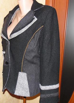 Пиджак в стиле бохо