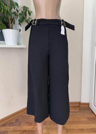 Красивые брюки кюлоты