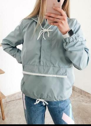 Куртка ветровка анорак