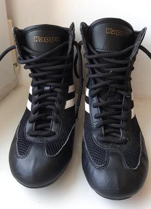 Борцовки кросовки для бокса