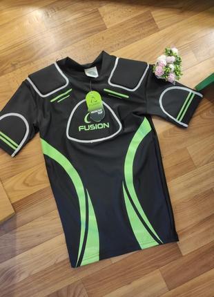 Функциональная спортивная футболка для мальчика