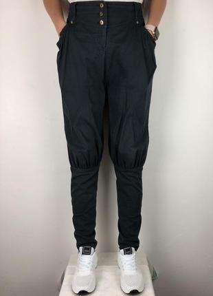 Bgn just стильные зауженные штаны с высокой посадкой😎