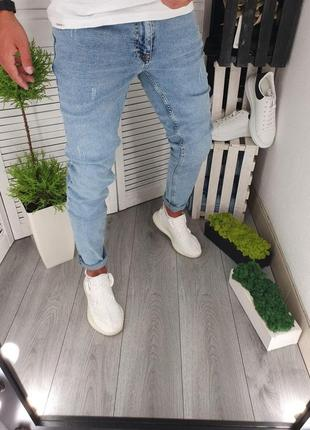 Мужские джинсы джинсы, качественная турция (29-36)