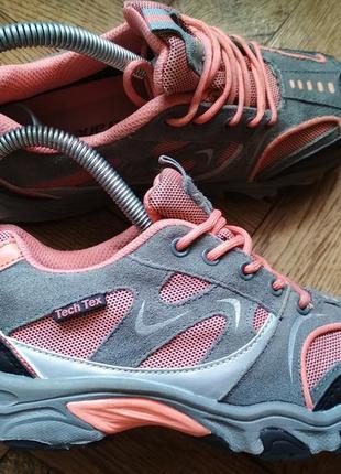 Трекинговые кроссовки crane tech tex кросівки кроси ботинки