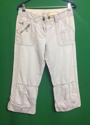 Укороченные брюки-капри street one