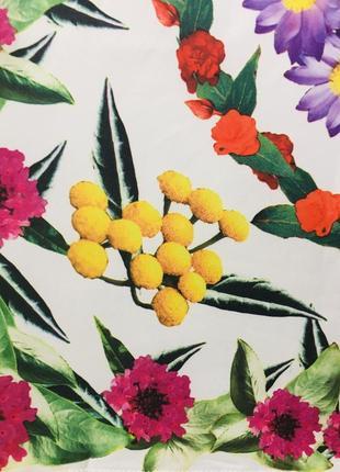 Платок цветы lush