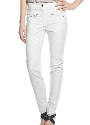 Светлые брюки mango / xs