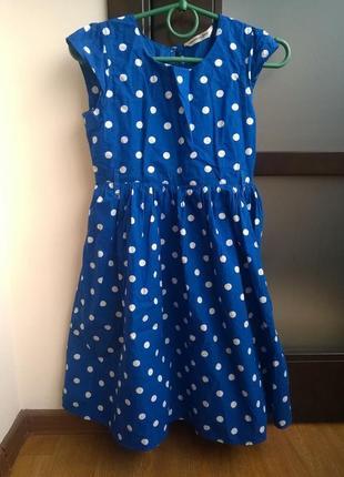 Класнюча сукня на весну-літо-осінь