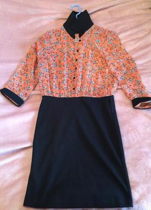 Платье kira plastinina черное
