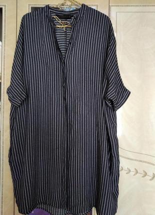 Платье туника zara