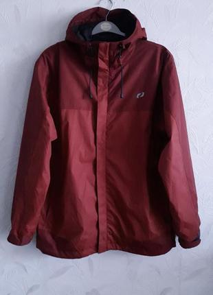 Куртка, ветровка, дождевик, 48-50-52, полиэстер, multi  tex