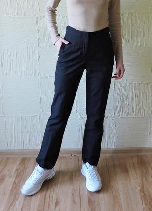 Новые брюки в полоску , брюки с высокой талией турция