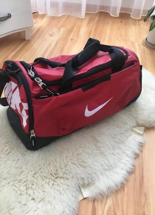 Спортивная сумка nike большого размера, сумка для тренинга