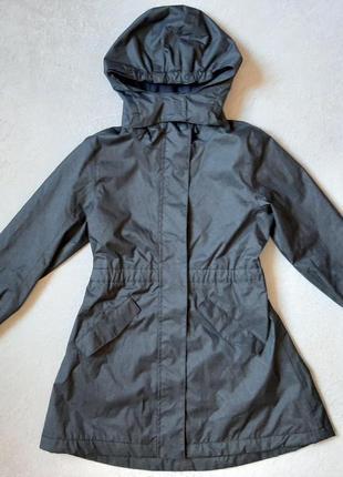 Куртка ветровка на флисе tcm tchibo р 134