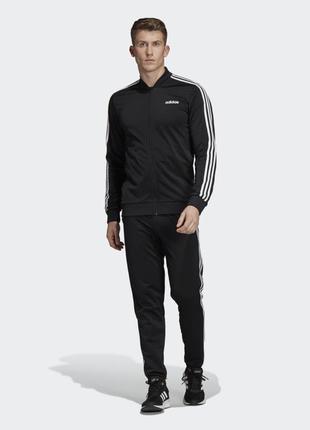Оригинал! мужской спортивный костюм adidas 3-stripes