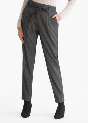 Шикарные женские брюки классика большого размера